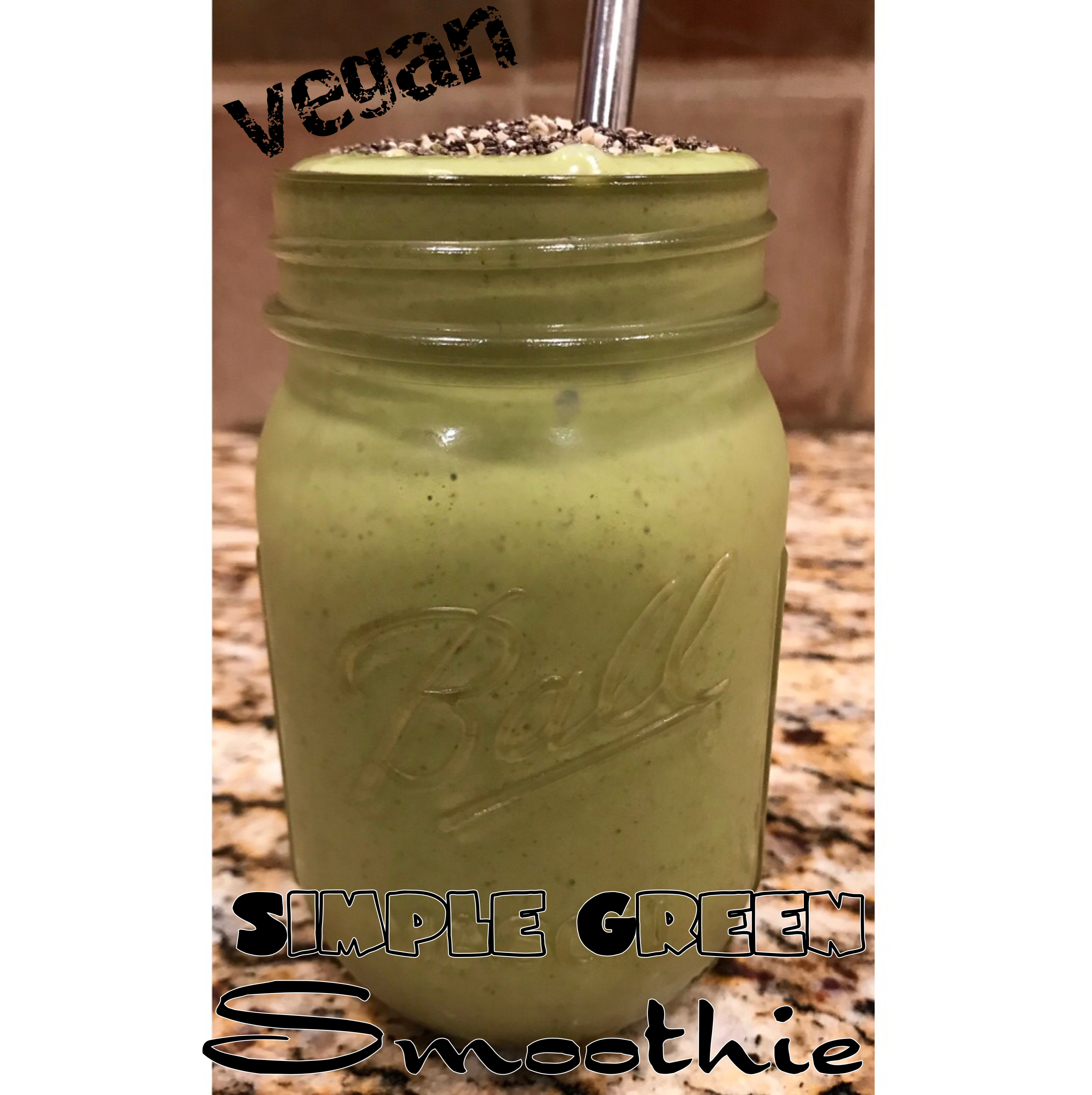 Protected: Simple Green Smoothie