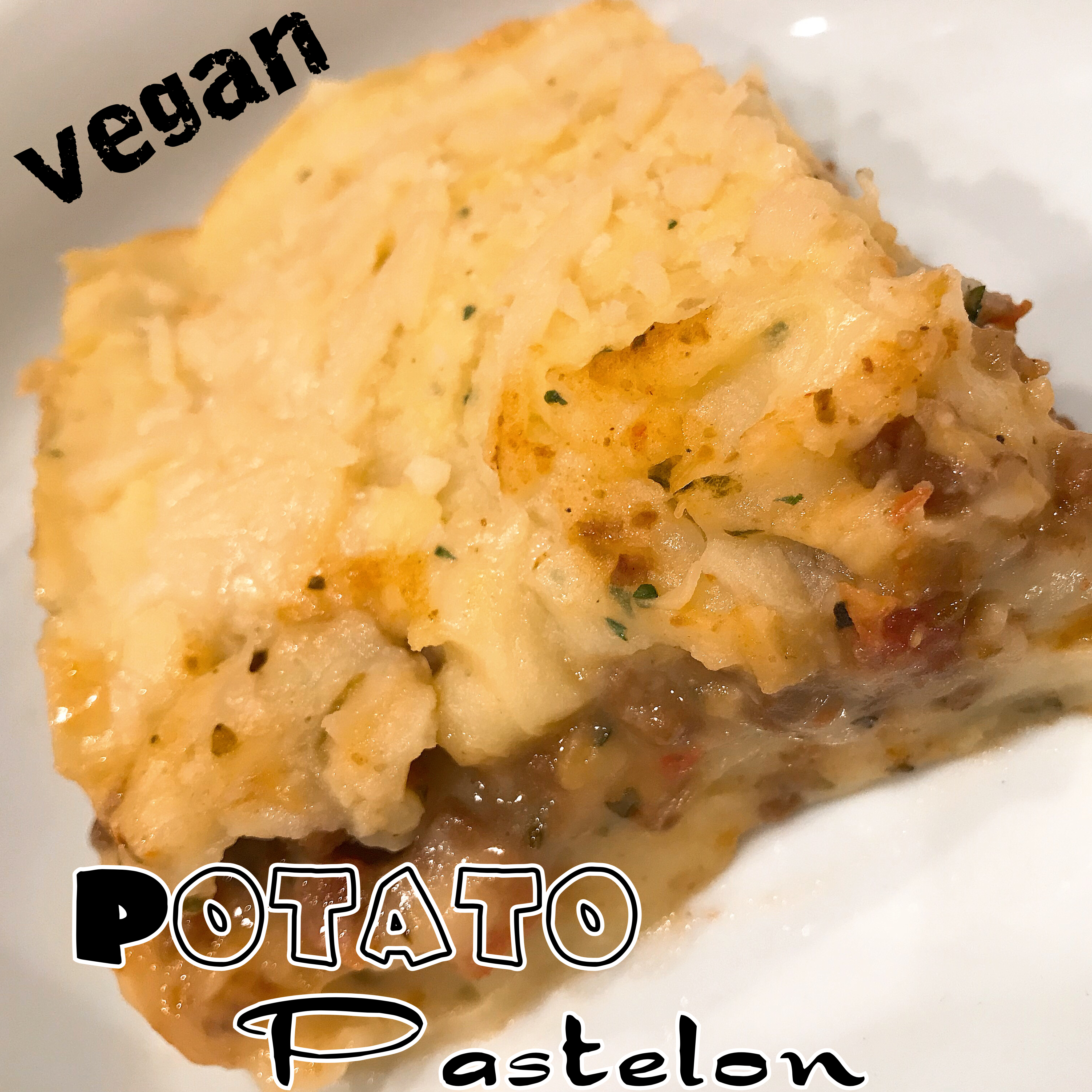 Protected: Vegan Pastelon De Papa {Potato Lasagna}