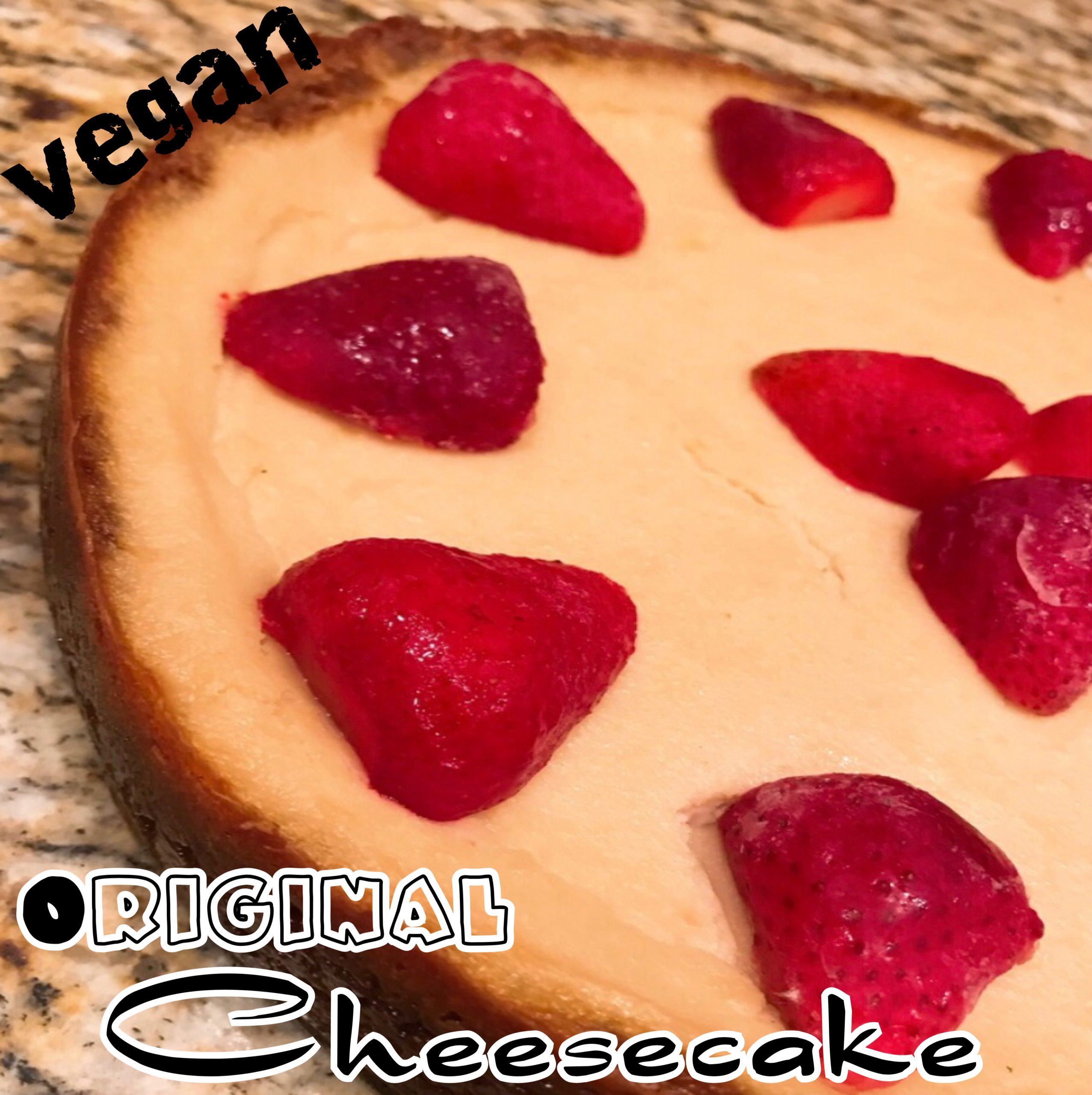 Protected: Vegan Original Cheesecake