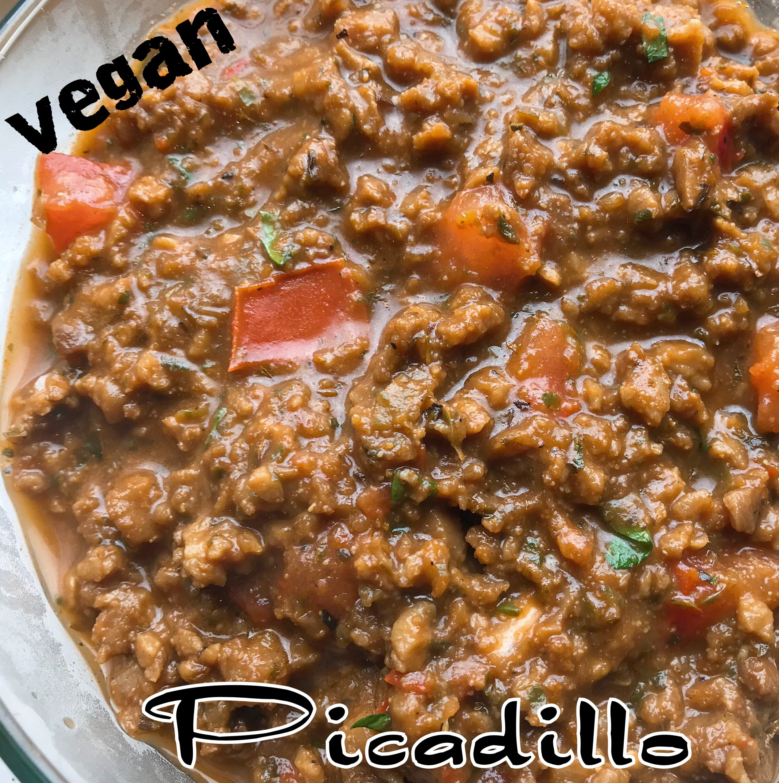 Protected: Vegan Picadillo