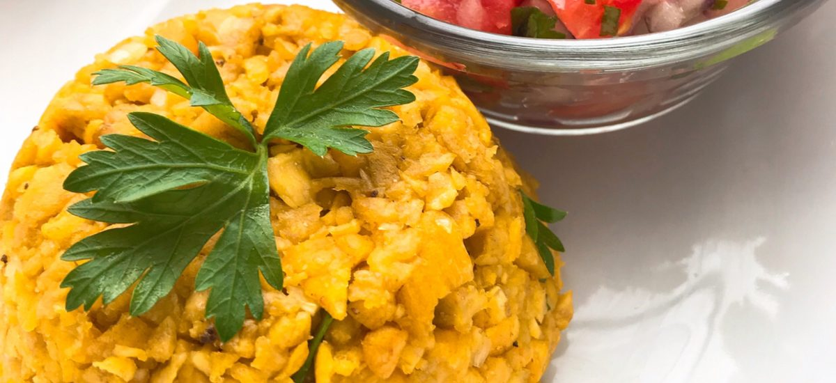 Protected: Vegan Mofongo {Fried Mashed Plantains}
