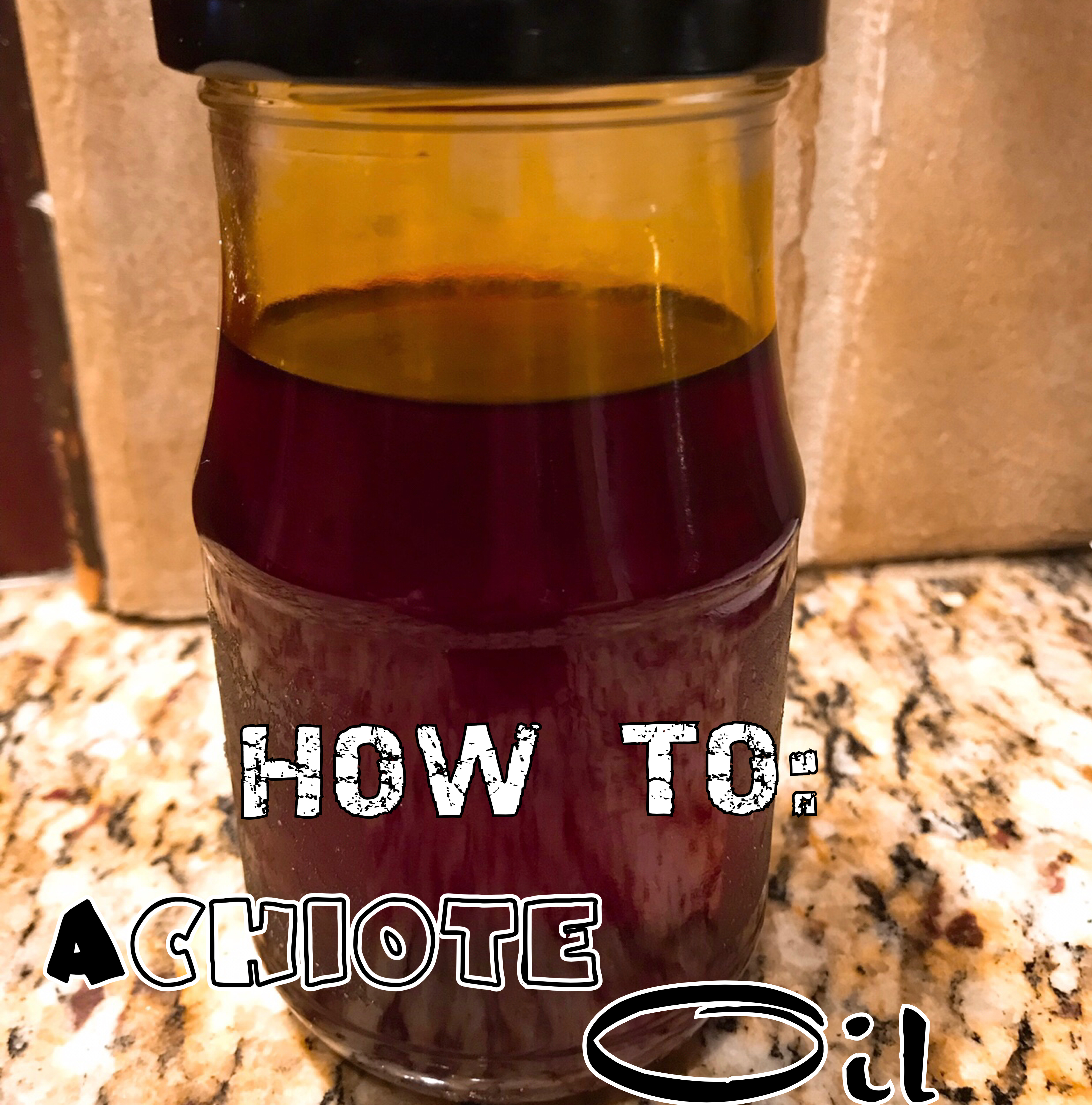 Protected: HOW TO: Achiote Oil